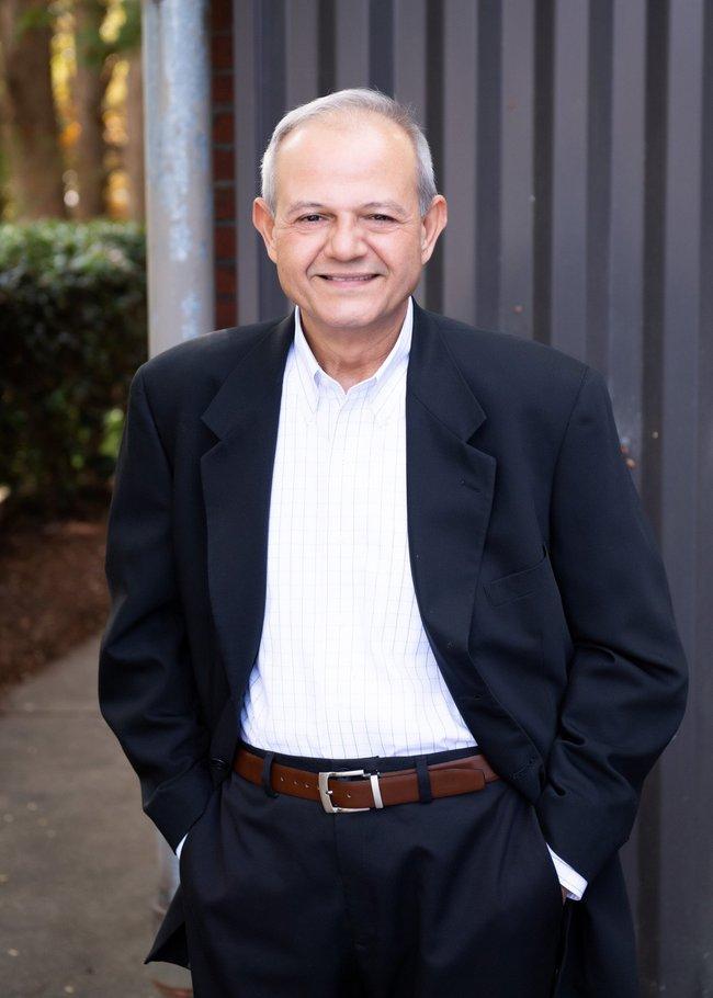 Photo of Ray Sherali,