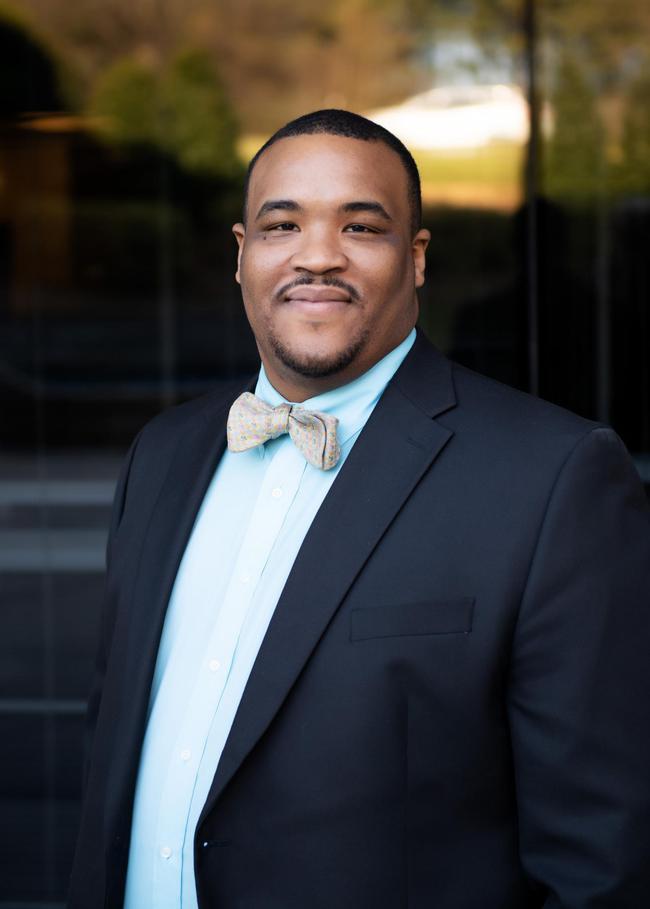 Photo of Brandon Johnson,