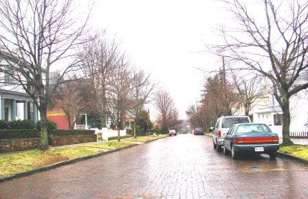 Garland Hill Historic District Harrison Street Lynchburg Va
