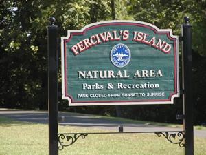 Pervical Island