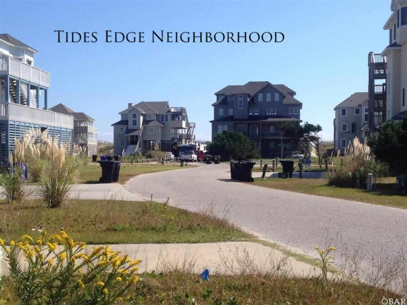 Welcome to Tides Edge Ln. and Tides Edge Ct. in Frisco, NC.