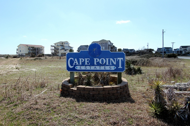 Welcome to Cape Point Estates!