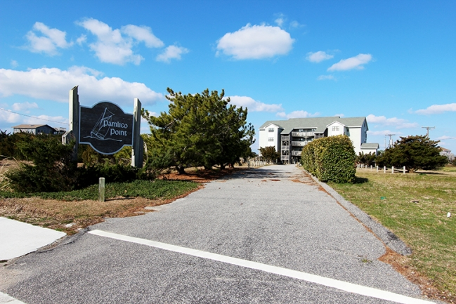 Welcome to Pamlico Point Condos in Avon, NC!
