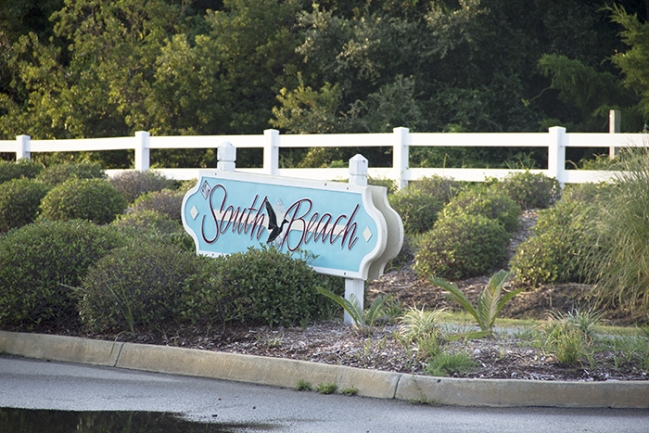 Welcome to South Beach in Salvo, NC!