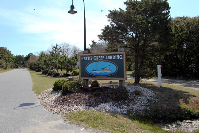 Welcom to Hattie Creef Landing in Salvo, NC!