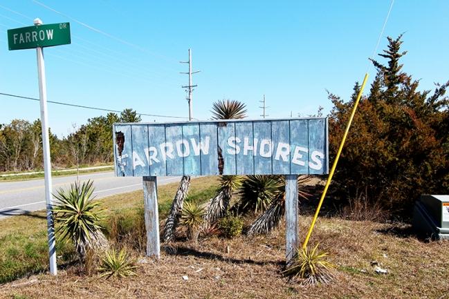 Farrow Shores Neighborhood in Salvo, NC.