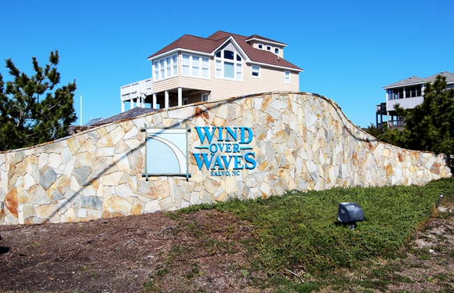 Welcome to Wind over Waves in Salvo, NC!