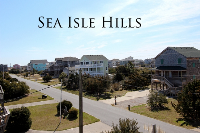Welcome to Sea Isle Hills in Waves, NC!