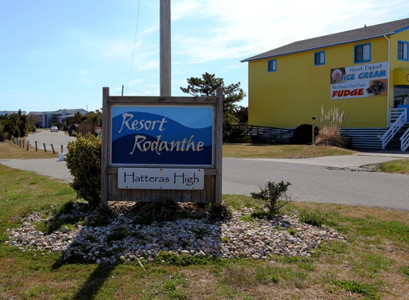Welcome to Hatteras High in Rodanthe, NC!