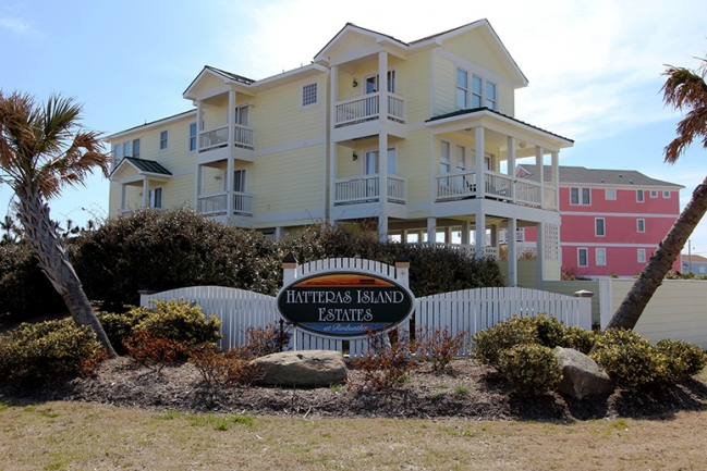 Welcome to Hatteras Island Estates in Rodanthe, NC!