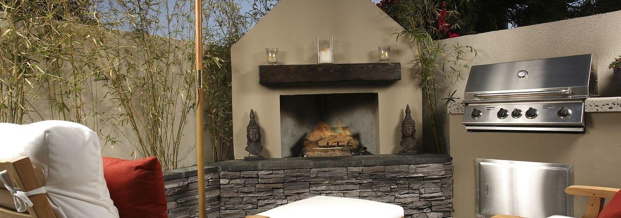 raleigh outdoor kitchen installation