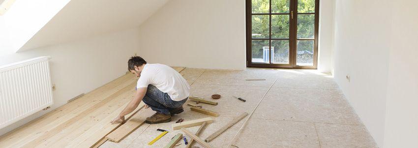 repair an older home
