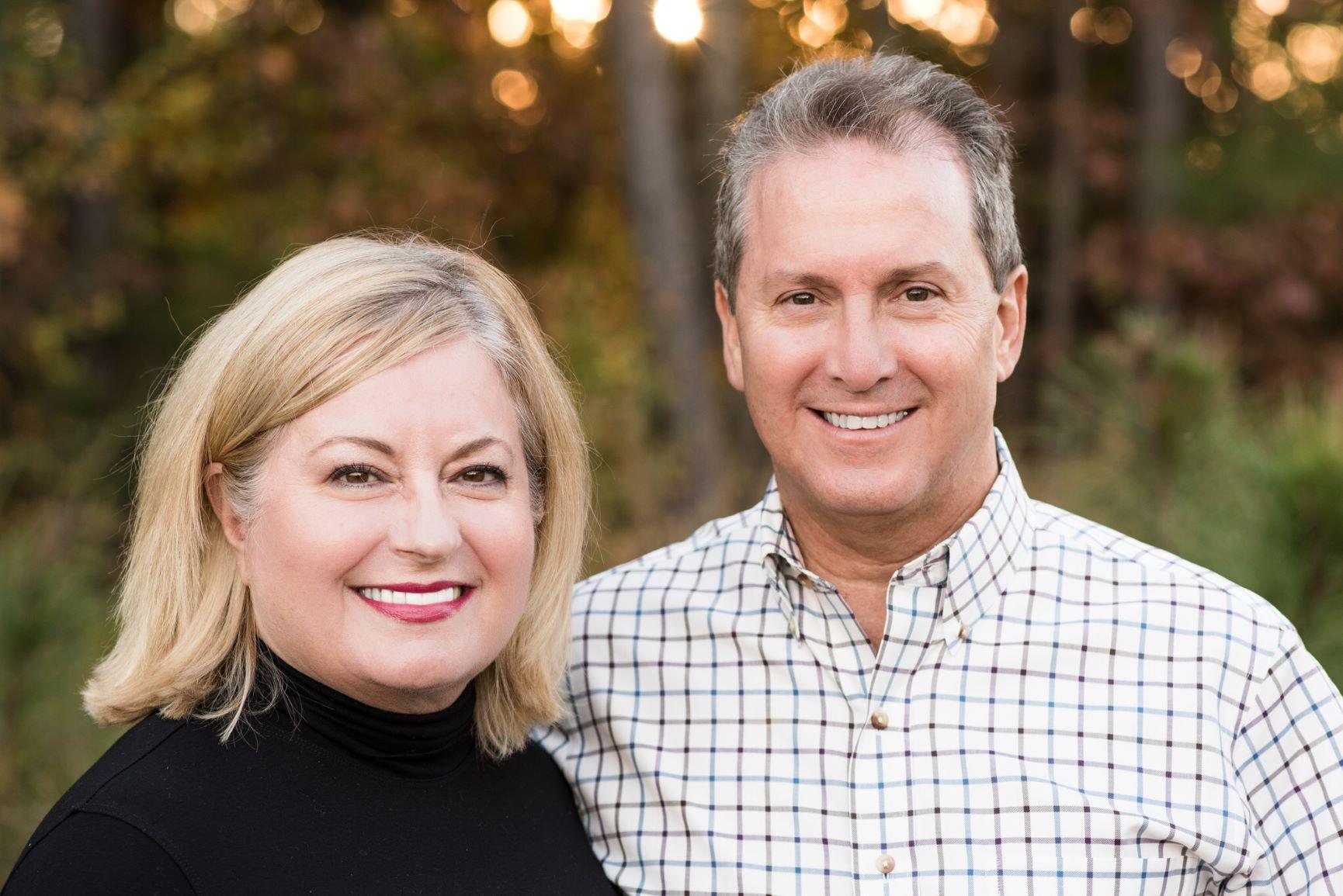 Tom and Karen Rickard