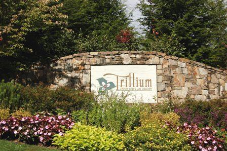 Trillium Entrance