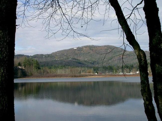 Beautiful Cashiers Lake