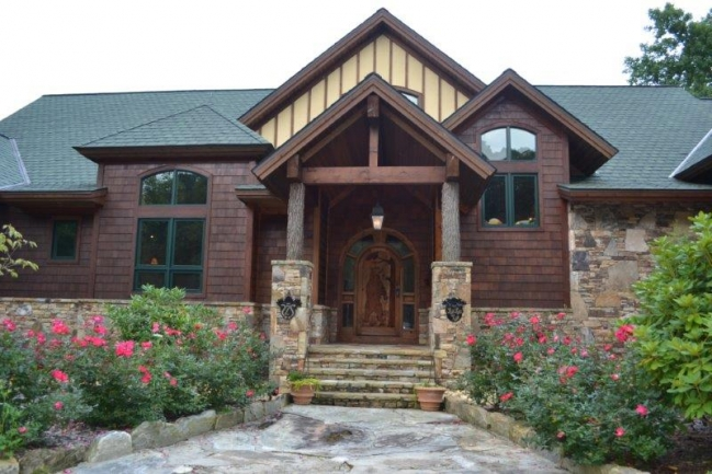 Old World Mountain Lodge