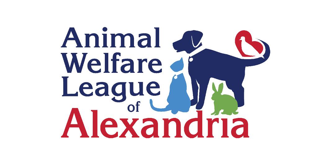 Animal Welfare League of Alexandria Logo