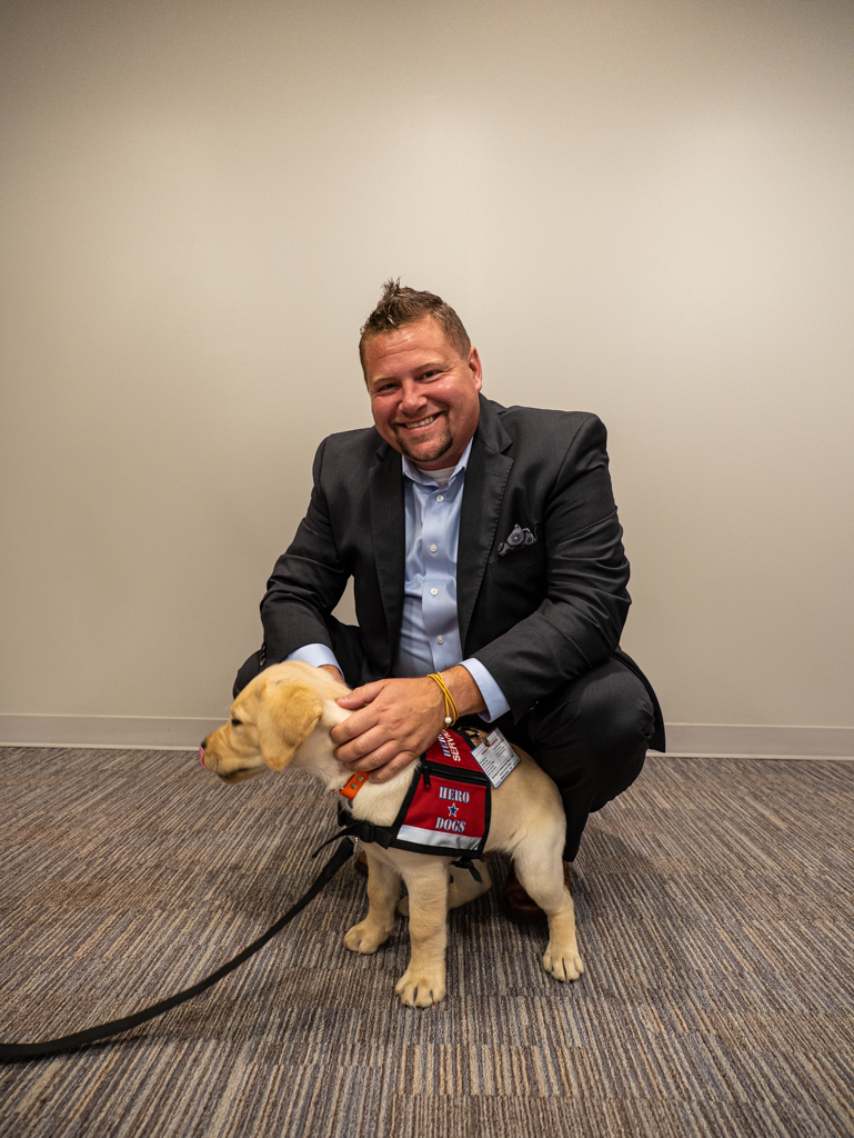 Bruno Yansky Puppy