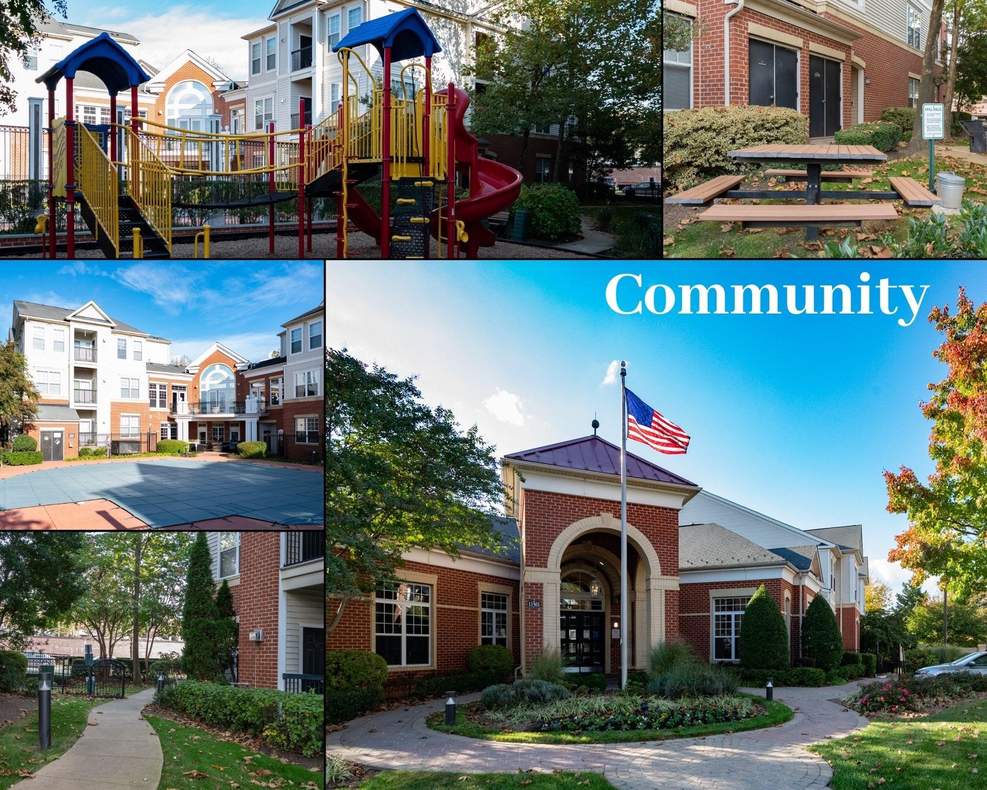 Fairfax Ridge Community