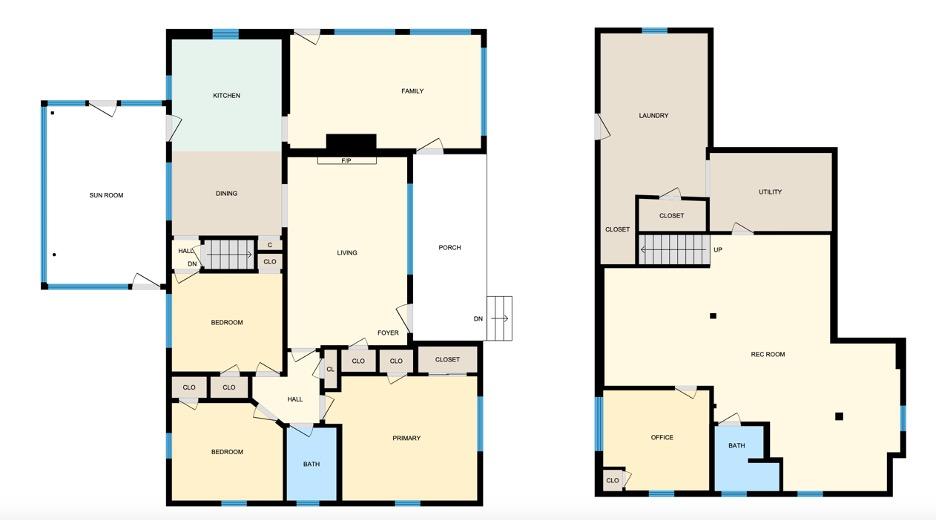 Iverson Floor plan