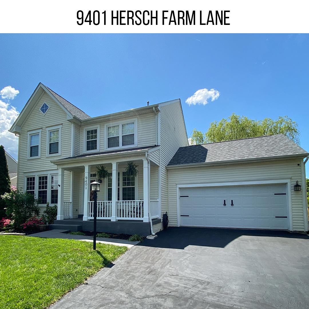 OPEN Hersch Farm Lane