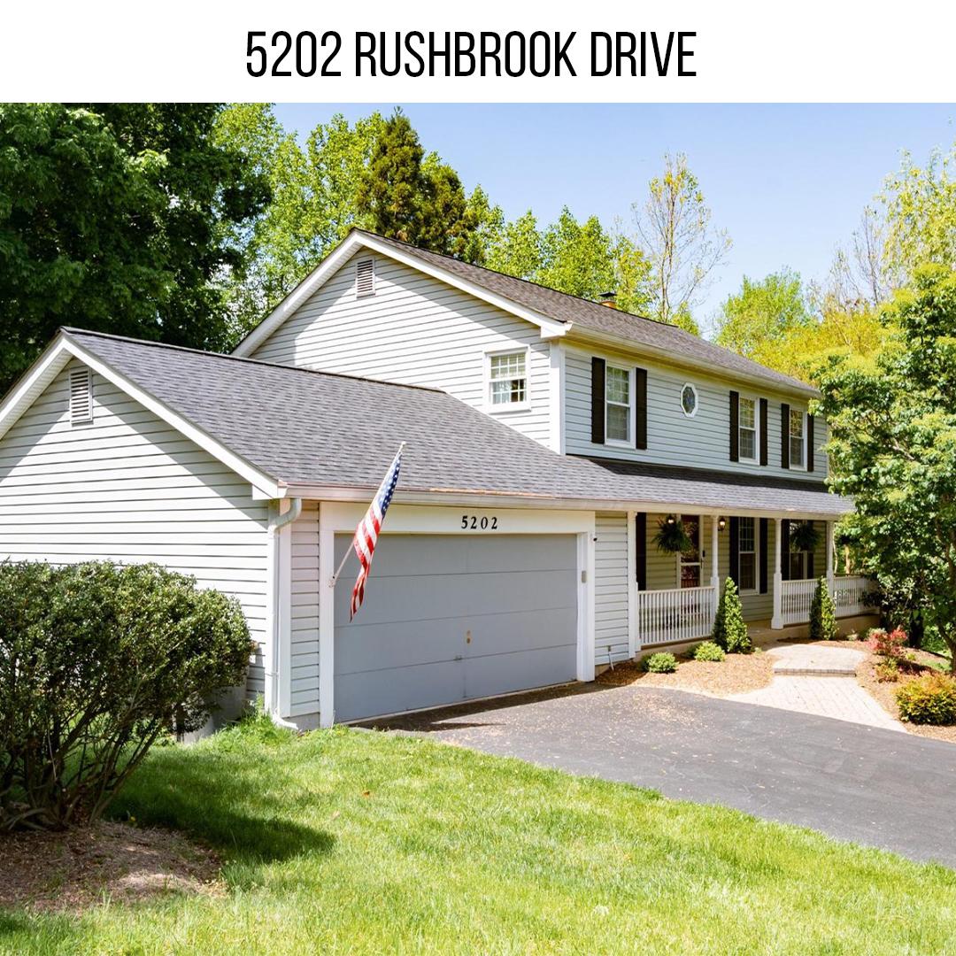 OPEN Rushbrook Drive