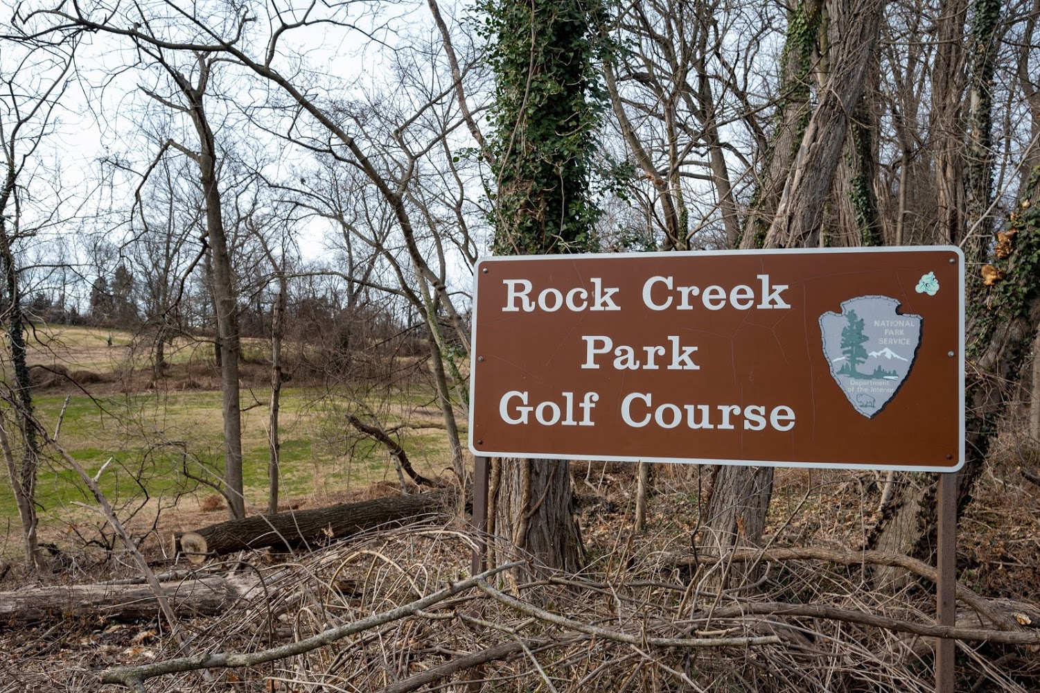 Rock Creek Park Golf