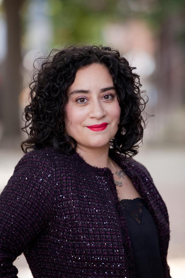 Photo of Jasmine Vasquez