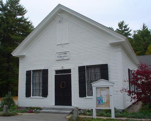 Madbury Town Hall