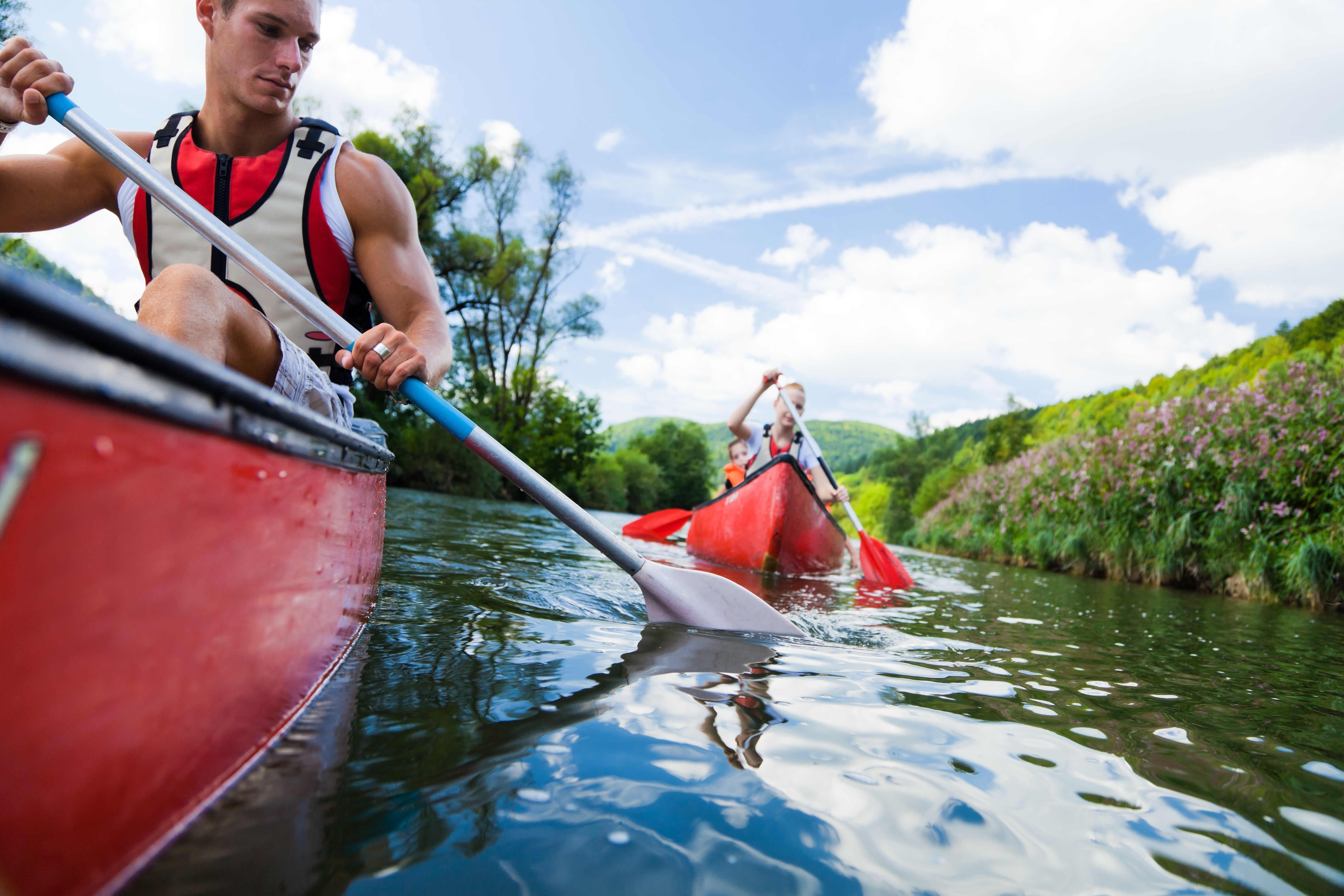 kayaking and adventures for every age