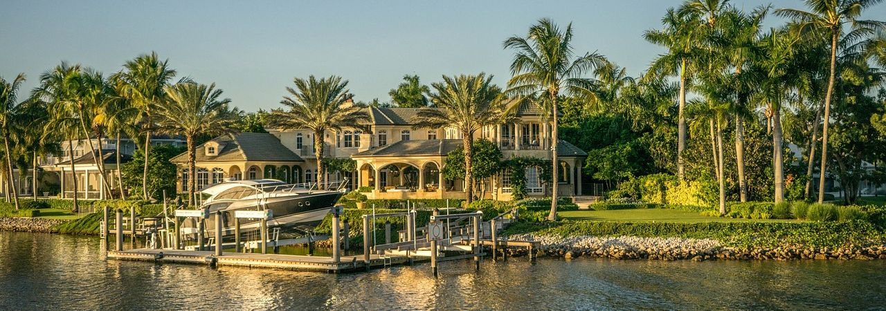 canalfront homes for sale