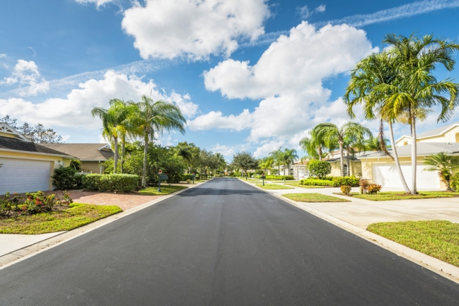 Lush landscaping, charming homes, and outstanding location!