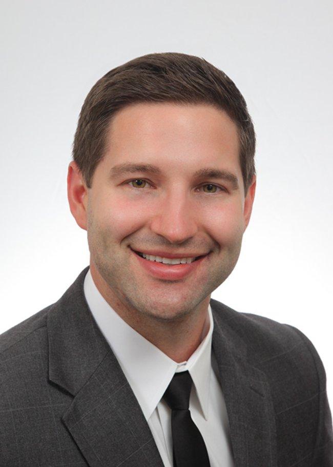 Photo of Michael Raegen,