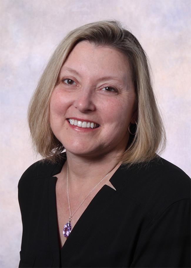 Photo of Jo Wiles,