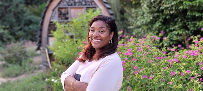 Photo of Almaree Gordon,