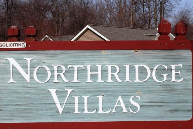Northridge Villas condos in Northville MI. Real estate