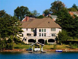 Northville Waterfront Homes