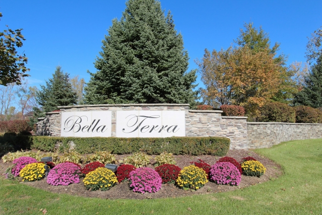Bella Terra Neighborhood in Novi, MI