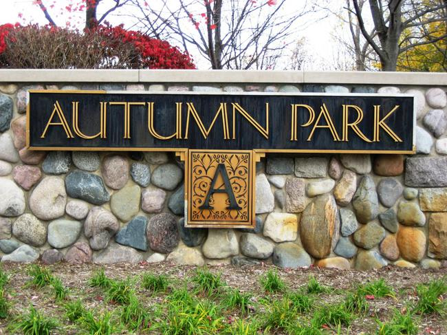 Autumn Park Subdivision, Novi MI Real Estate
