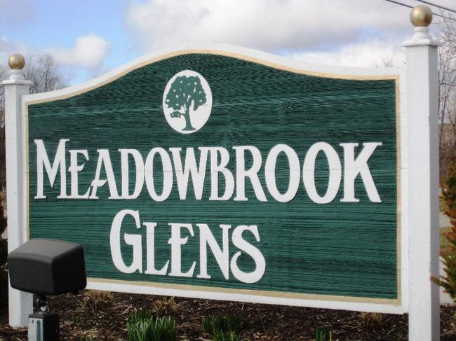 Real estate in Meadowbrook Glens neighborhood in Novi MI