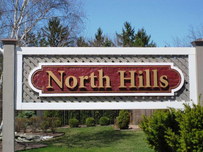 North Hills, Novi MI 48167. Subdivision Entry