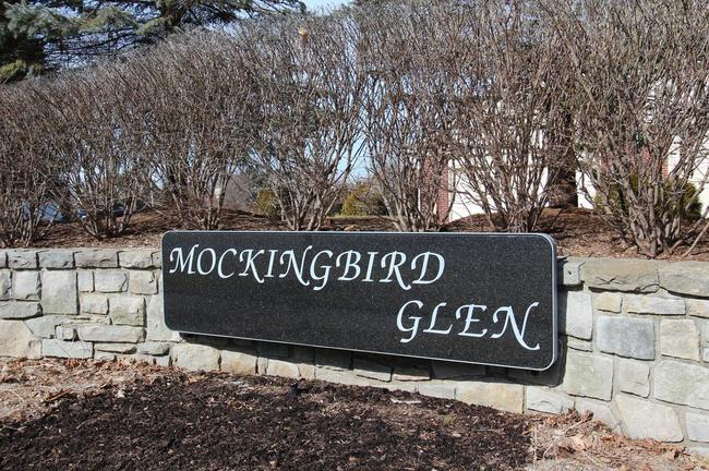 Welcome to Mockingbird Glen, Novi MI 48374