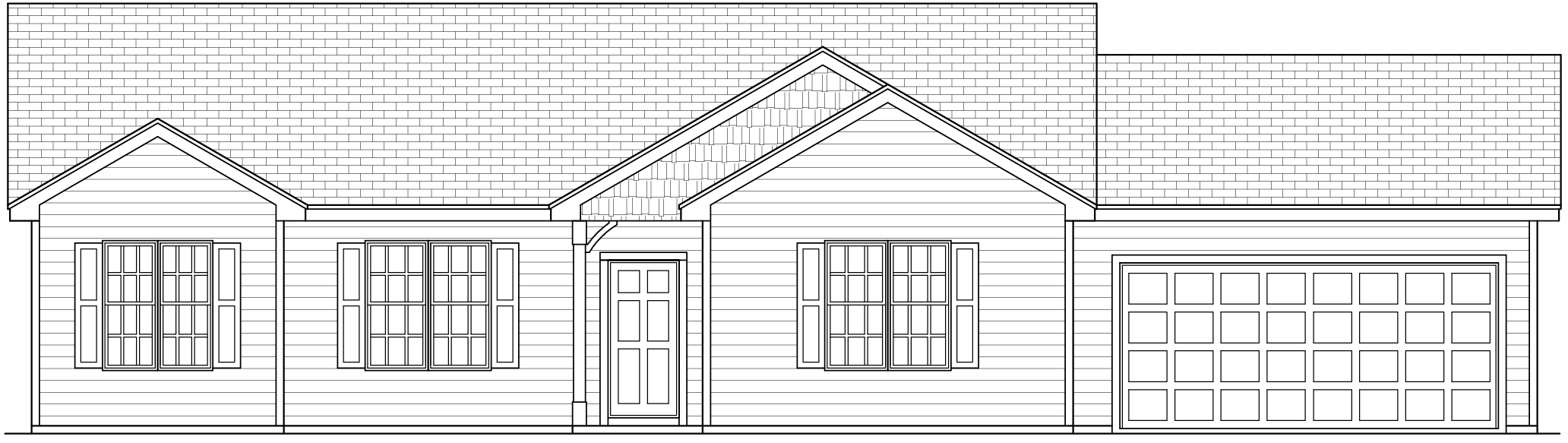 Carnegie Elevation A