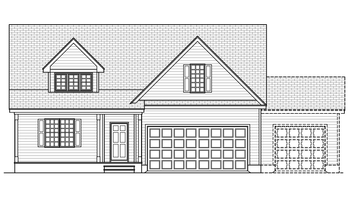 Delaware Elevation A