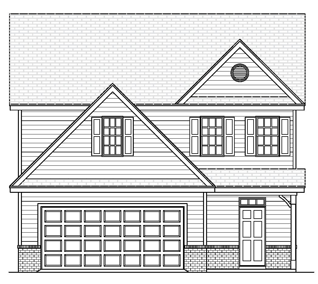Elevation B