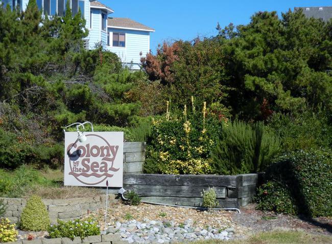 Colony By the Sea Neighborhood in Duck, NC