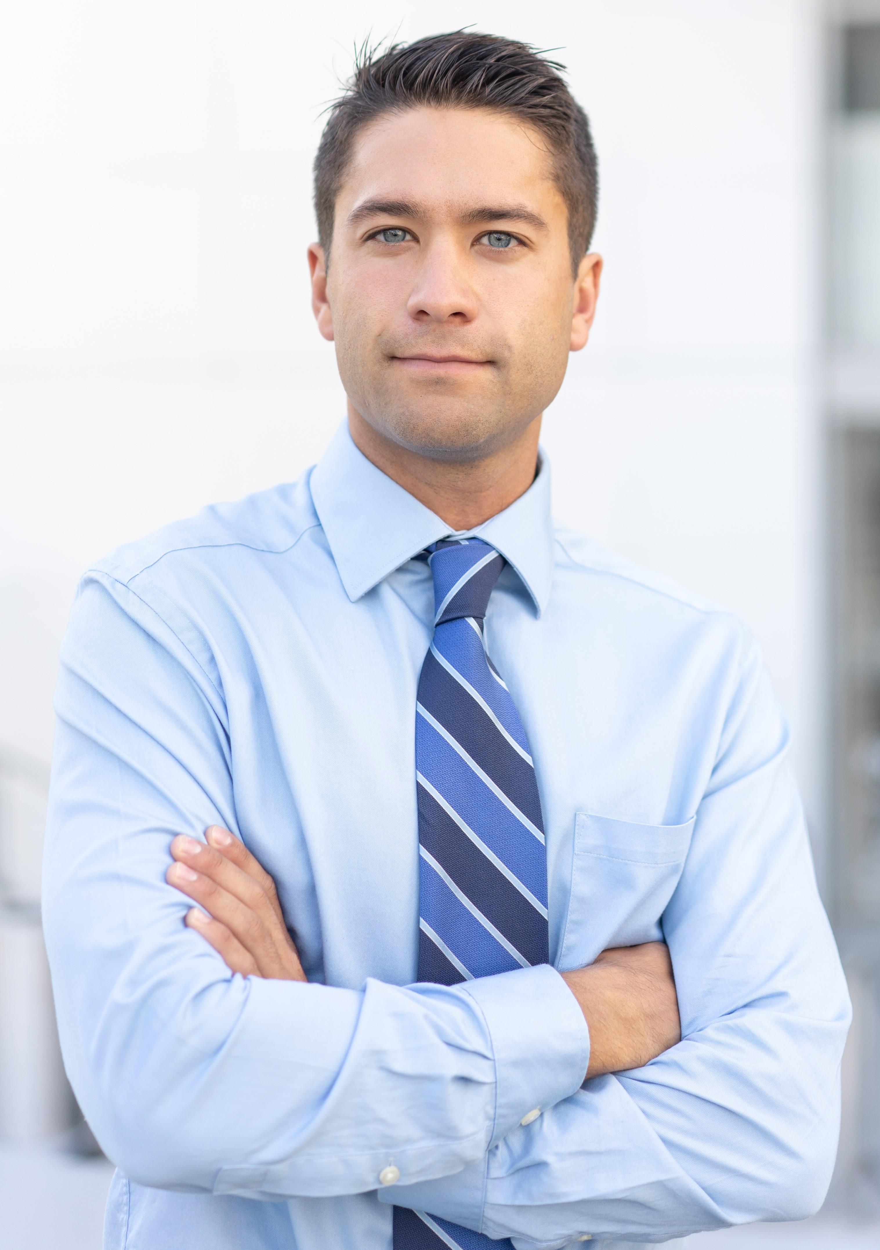 San Deigo real estate expert Benjamin Cyr