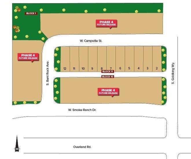 Union Square Plat Map