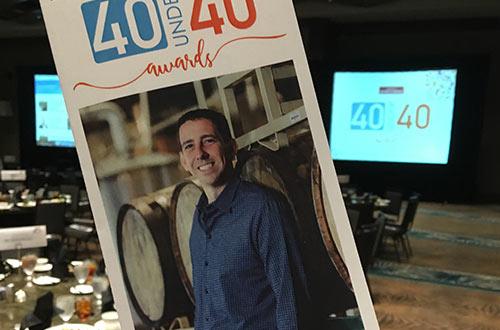 40 Under 40 Awards Program