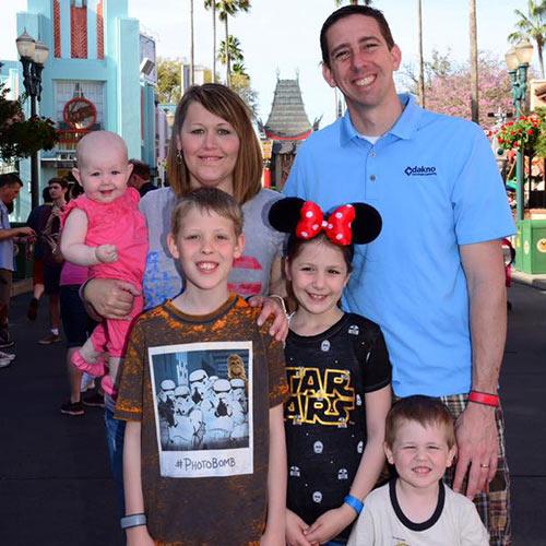 Carroll Family Photo